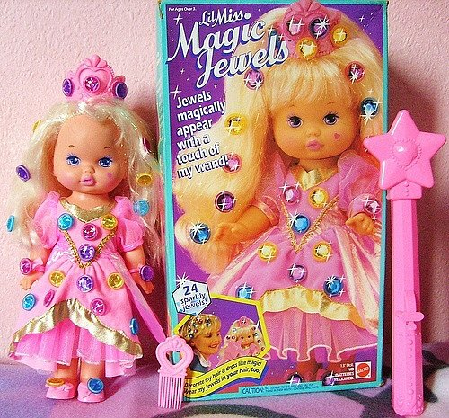 Lil Miss Magic Jewels