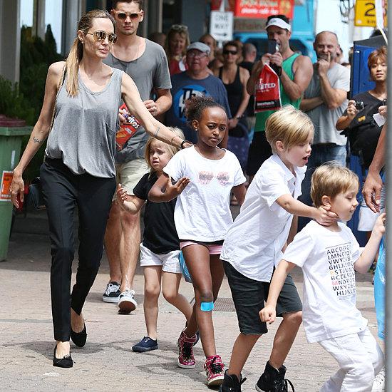 Celebrity Pictures: Angelina Jolie, Kristen Stewart