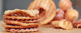Doughnut Chips: A Breakfast Staple Made Snackable