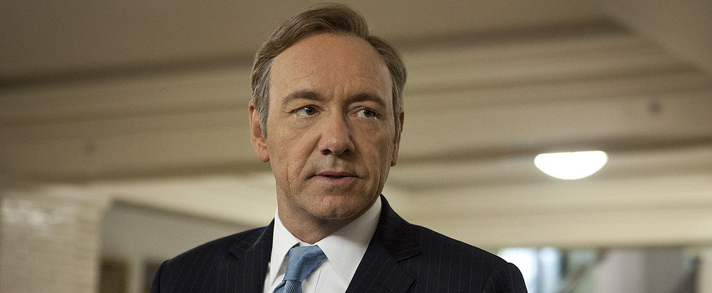 Francis Gets Sworn Into Office in a New House of Cards Trailer