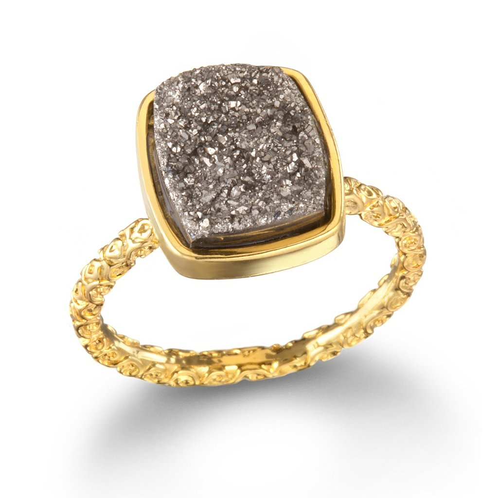 Dara Ettinger Nadia Cocktail Ring ($95)