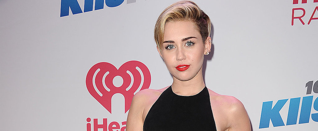 "Why Miley Wants Everyone to ""Free the Nipple"""