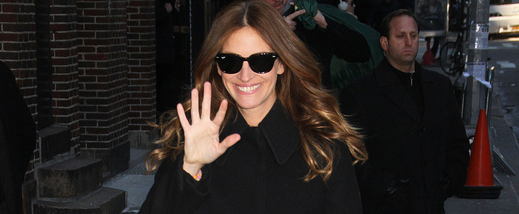We Don't Even Care What Else Julia Roberts Is Wearing
