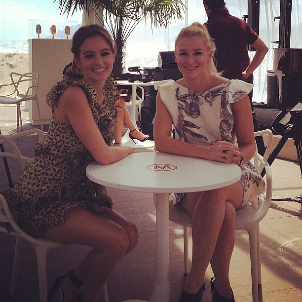 We got to sit down with Ahna O'Reilly during our time at the Cannes Film Festival!