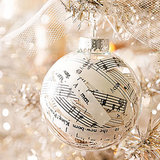 Sheet-Music Ornament