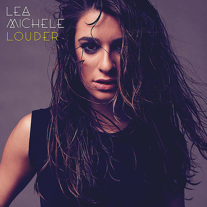 It wasn't only the Glee fans who jumped on this Lea Michele album cover. Her wet, bedhead hairstyle also attracted the beauty and style set on Facebook.  Source: Instagram user msleamichele