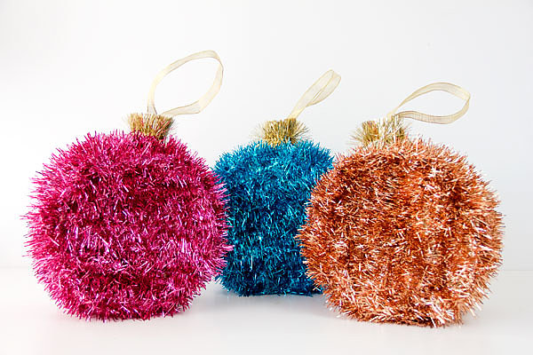 Piñata Ornaments