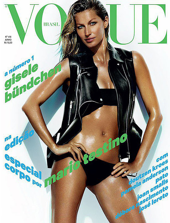 Vogue Brasil June 2013
