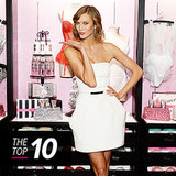Karlie Kloss White Dress