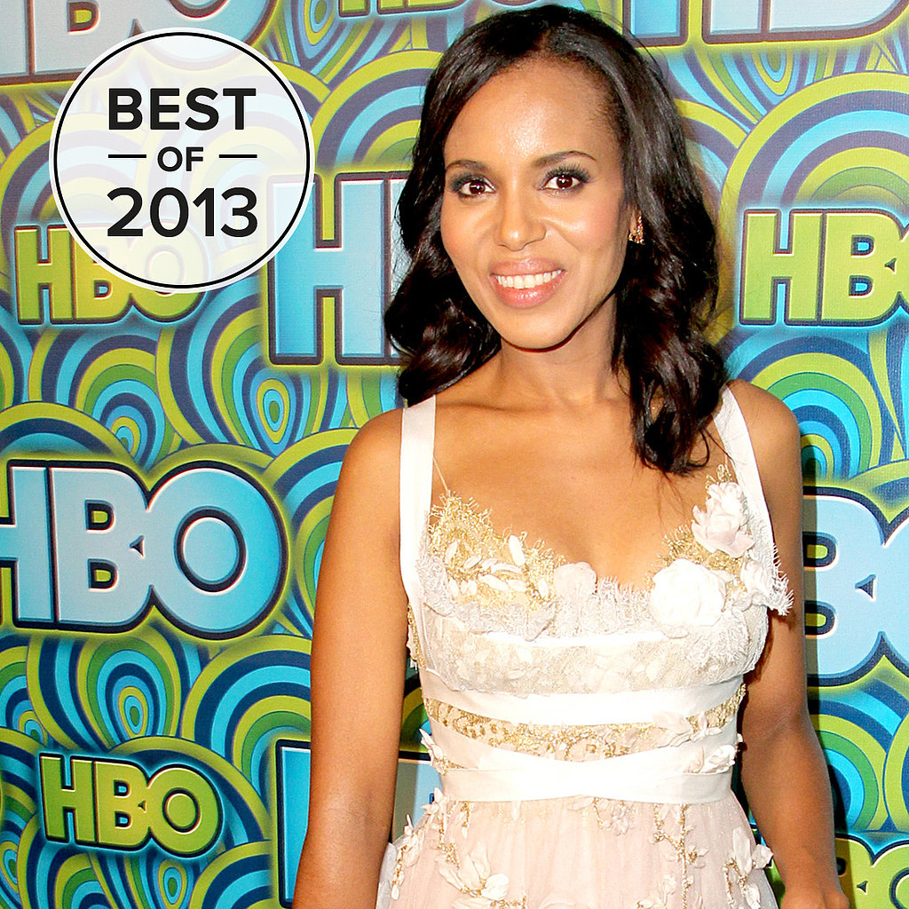 How Kerry Washington Handled 2013 Like a Pro