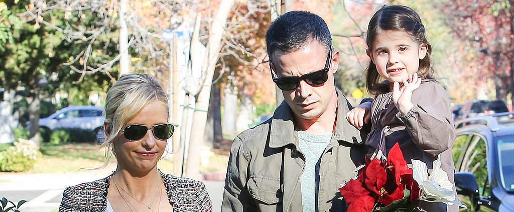 Freddie Prinze Jr. Heads Out With Rocky and the Girls