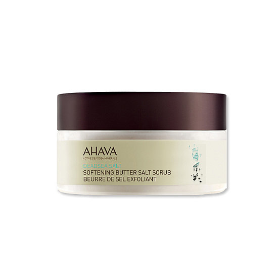 Ahava Softening Butter Salt Scrub ($24)