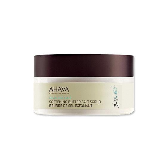 Ahava Softening Butter Salt Scrub ($24)