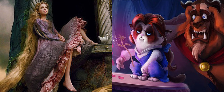 Disney Princesses Had a Major Moment (or 9) in 2013