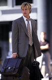 Brad Pitt looked especially hot on the NYC set of Meet Joe Black in June 1997.