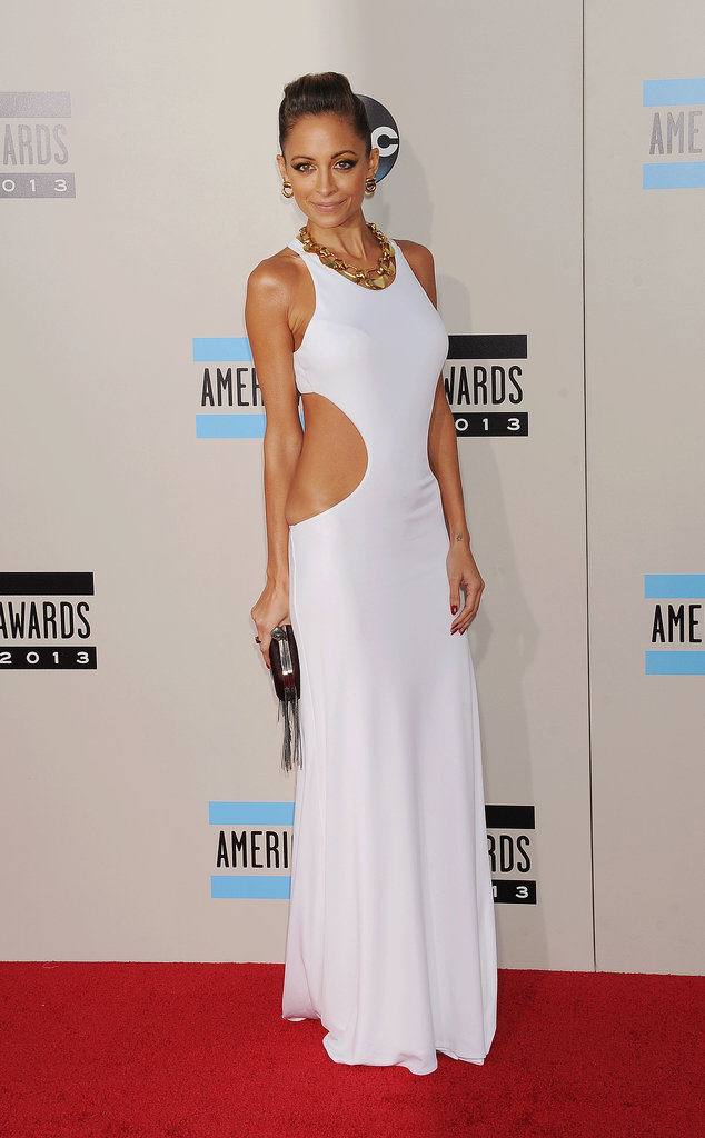 Nicole Richie at the American Music Awards