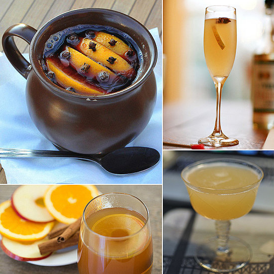 'Tis the Season For Toasting: Low-Cal Holiday Cocktails