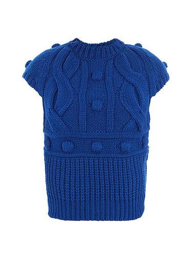 Carven Bobble knit sweater