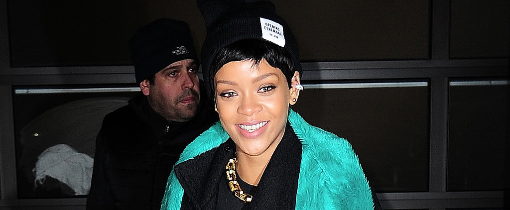 Don't Plan on Sleeping Over at Rihanna's New Apartment