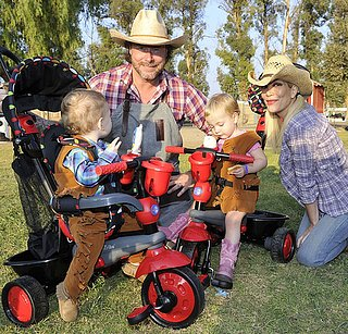 Tori Spelling Shares a Rodeo Birthday Party
