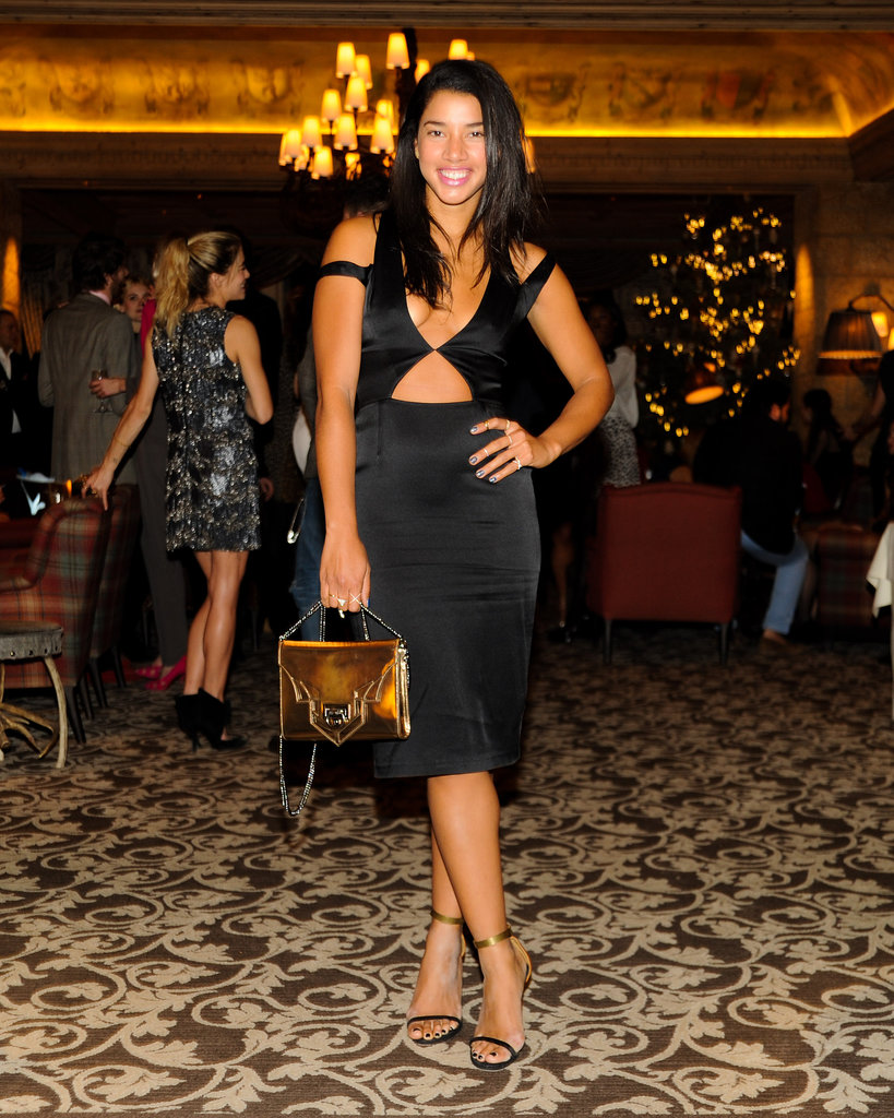 Hannah Bronfman at the A Small World Winter Weekend in Gstaad.
