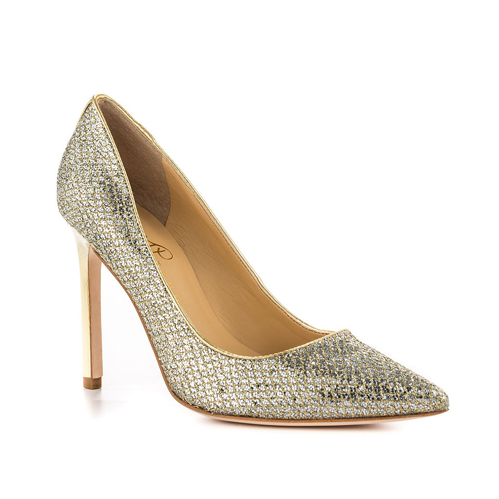 Ivanka Trump knows a thing or two about high-shine heels ($135), don't you think?