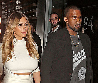 "Kanye West Pays $250,000 For Kim Kardashian's ""Glam Squad"" During His Tour"