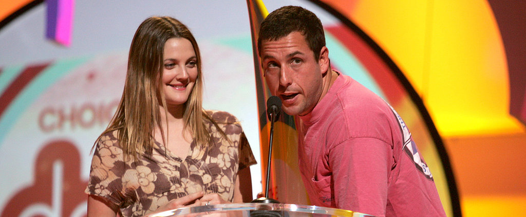 Drew Barrymore and Adam Sandler Are Back Together For Blended