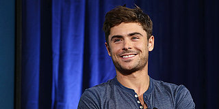No Worries, Zac Efron's Face Is A-OK