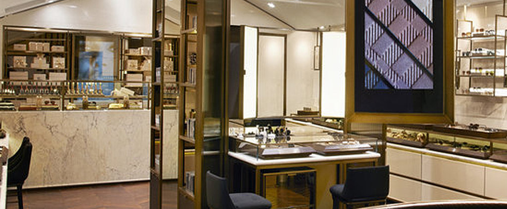 Burberry's First Beauty Emporium