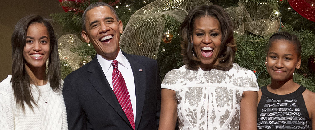 Why the Obamas Are Having the Best Holiday Season