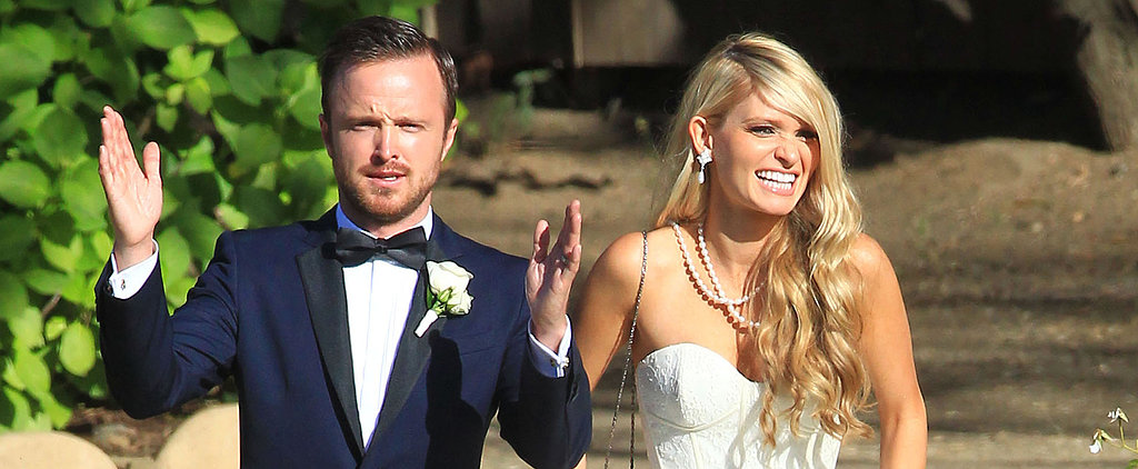 The Best Celebrity Weddings of 2013