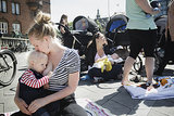 Breastfeeding Mamas Forced to Find New Places to Nurse