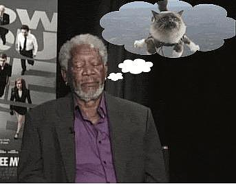 Morgan Freeman's Dreams