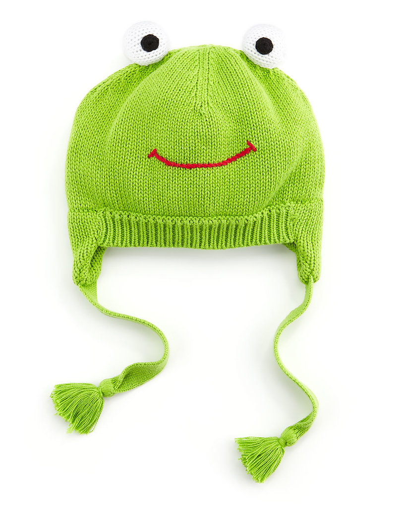Zubels Frog Knit Hat