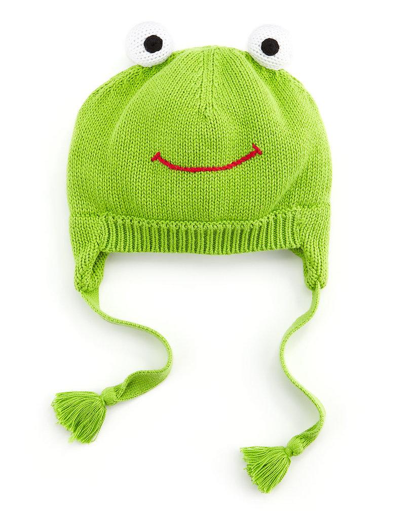 Zubels Frog Knit Hat
