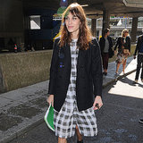 Celebrities Who Wear Plaid Print