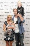 In November, Jessica Simpson and Eric Johnson brought their two children, Maxwell and Ace, to an event in Dallas, TX.