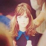 Alexa Chung proved that the beehive is ready for a major comeback. Source: Instagram user chungalexa