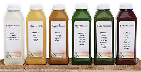 "Pressed Juicery Cleanse Package ($72-$325) ""This gift really comes in handy for New Year's resolutions and detoxing after a night of heavy drinking on New Year's Eve."""