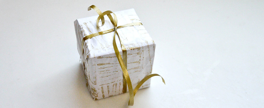 This Chic Printed Wrapping Paper Will Wow Everyone