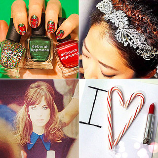 Celebrity Beauty Instagrams | Dec. 18, 2013