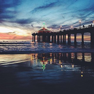 Manhattan Beach Pier Picture