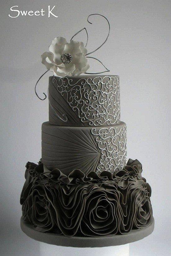 <h2>Wedding Cake</h2>