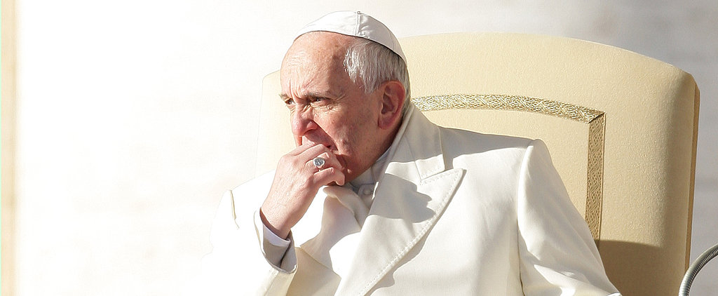 Pope Francis Shows Support For Breastfeeding in Public