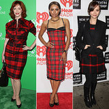 Tartan Dresses For Winter | Celebrity Fashion