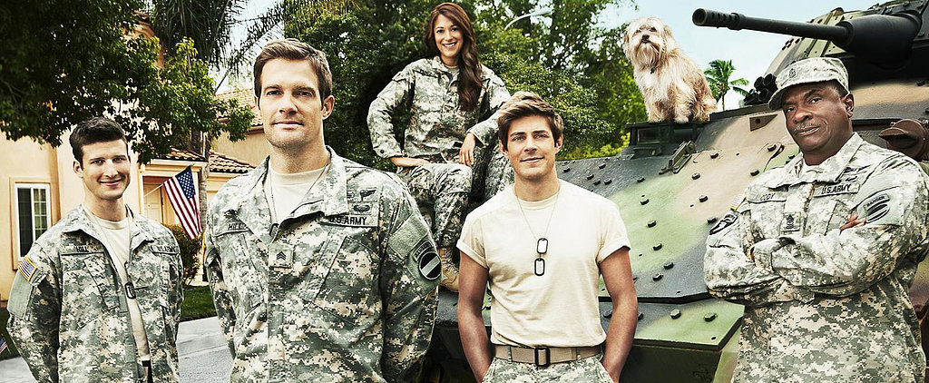 Pilot Scoop: Enlisted