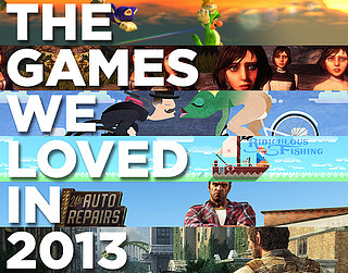 The Games We Loved In 2013