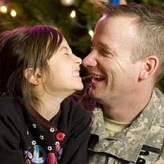 Troops Surprising Their Families on Christmas