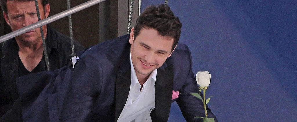 James Franco — Romantic Action Hero?